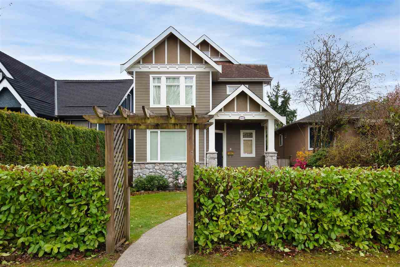 2082 W 47TH AVENUE - Kerrisdale House/Single Family for sale, 4 Bedrooms (R2577126)