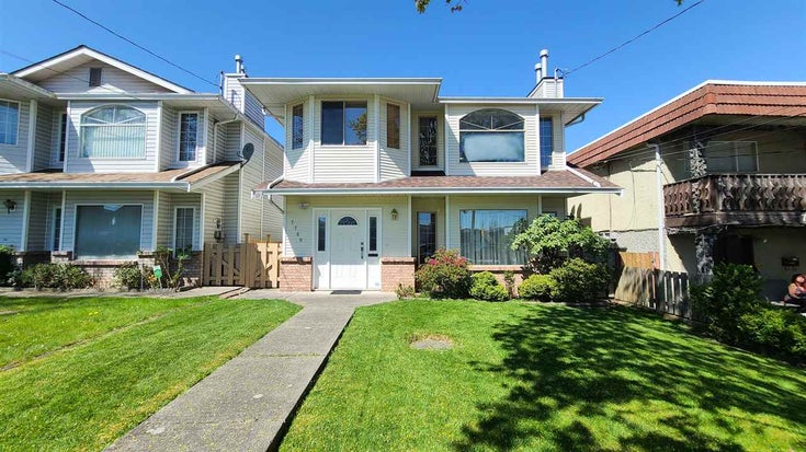 7769 GRAHAM AVENUE - East Burnaby House/Single Family for sale, 4 Bedrooms (R2577137)