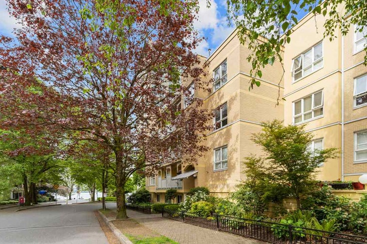 406 1125 GILFORD STREET - West End VW Apartment/Condo for sale, 1 Bedroom (R2577212)