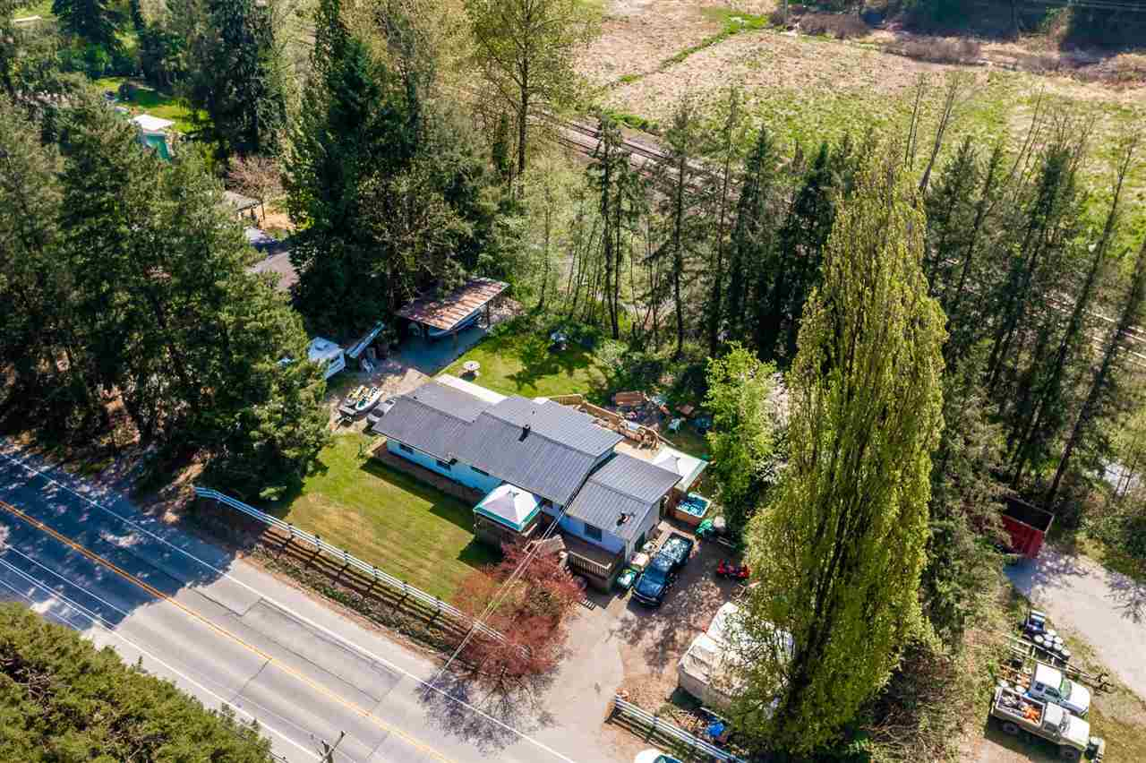 22016 96 AVENUE - Fort Langley House with Acreage for sale, 3 Bedrooms (R2577216) - #1