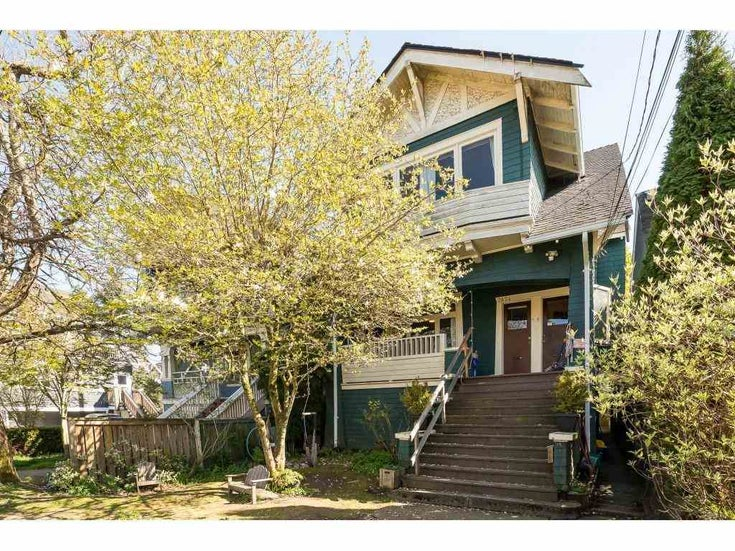 2824 W 5TH AVENUE - Kitsilano House/Single Family for sale, 5 Bedrooms (R2577287)