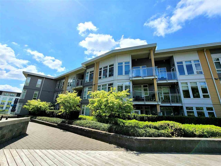 310 3263 PIERVIEW CRESCENT - South Marine Apartment/Condo for sale, 2 Bedrooms (R2577355)