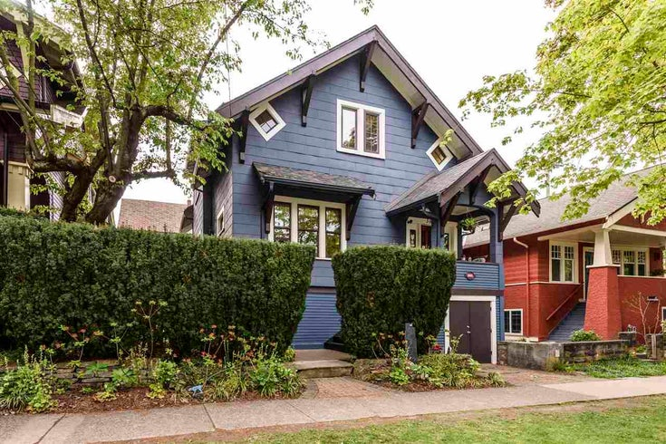 3885 LAUREL STREET - Cambie House/Single Family for sale, 4 Bedrooms (R2577368)