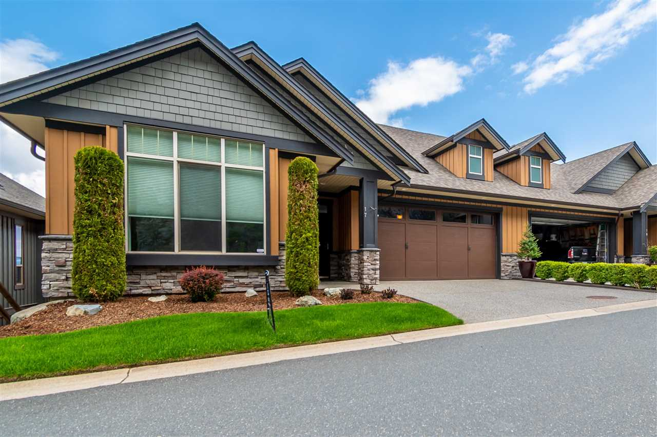 17 43540 ALAMEDA DRIVE - Chilliwack Mountain Townhouse for sale, 3 Bedrooms (R2577372)