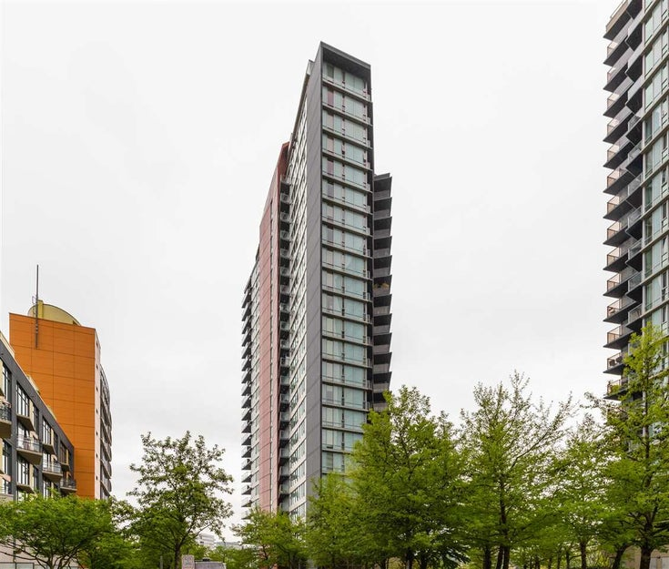 1802 8 SMITHE MEWS - Yaletown Apartment/Condo for sale, 2 Bedrooms (R2577399)