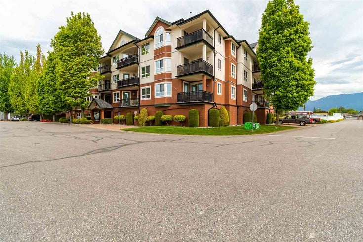 1303 8485 YOUNG ROAD - Chilliwack W Young-Well Apartment/Condo for sale, 2 Bedrooms (R2577406)
