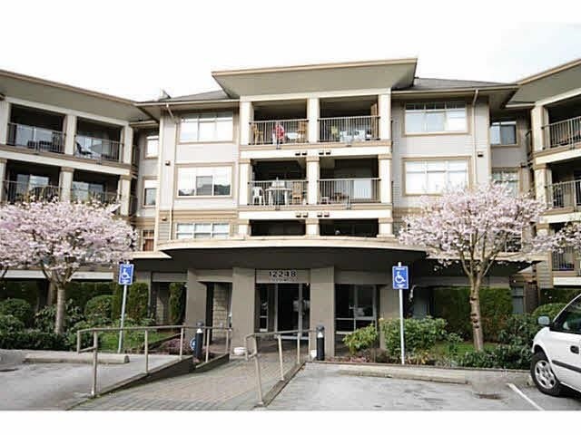 201 12238 224 STREET - East Central Apartment/Condo for sale, 1 Bedroom (R2577415)