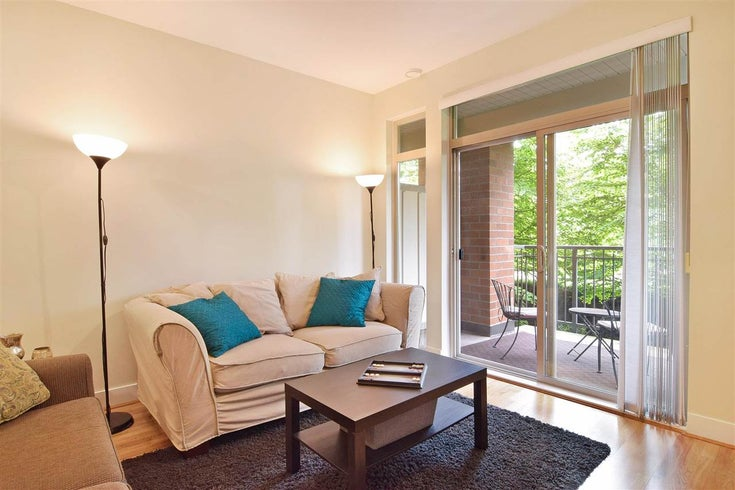 207 2280 WESBROOK MALL - University VW Apartment/Condo for sale, 2 Bedrooms (R2577434)