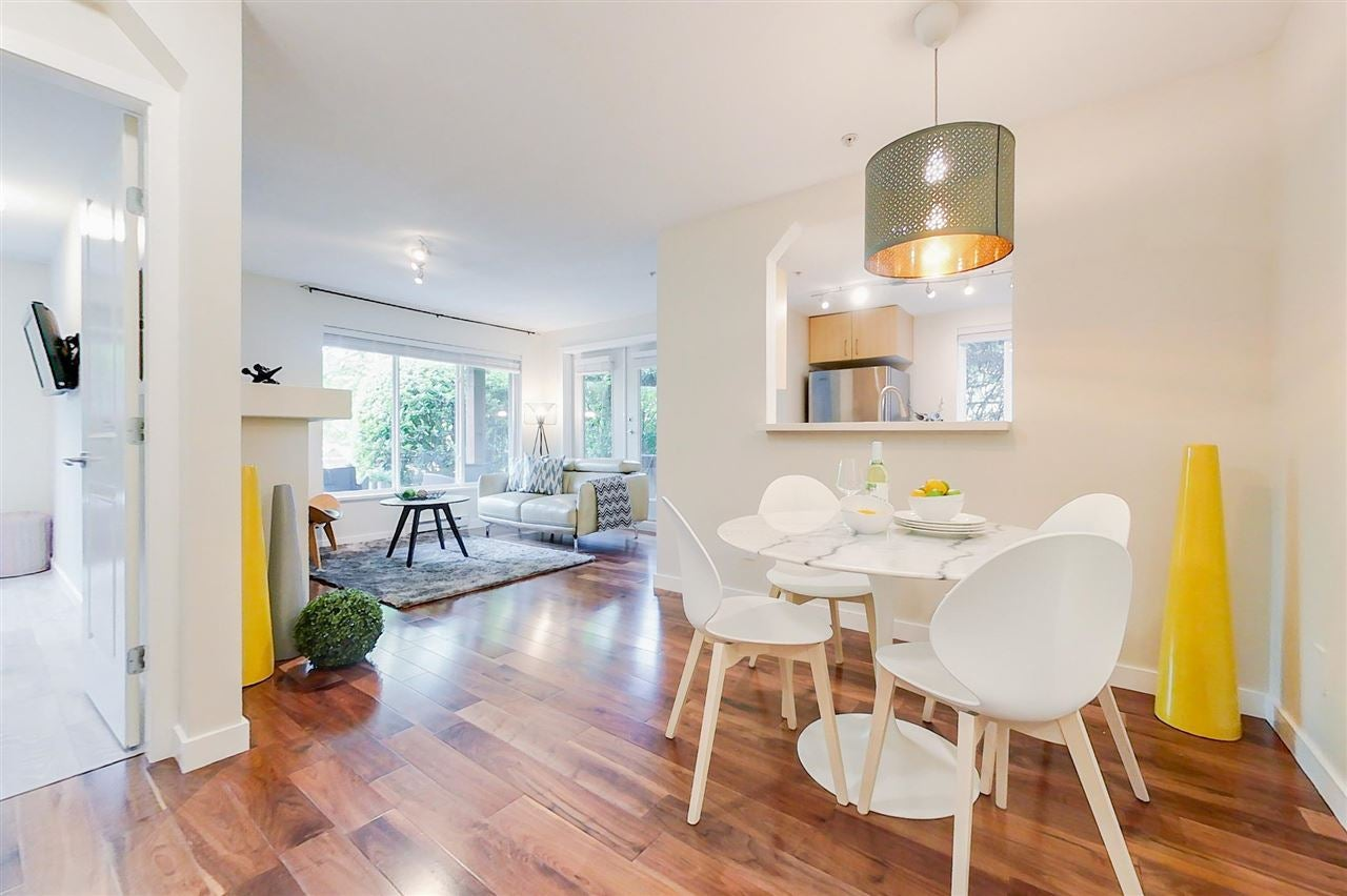 104 5700 ANDREWS ROAD - Steveston South Apartment/Condo for sale, 2 Bedrooms (R2577437)