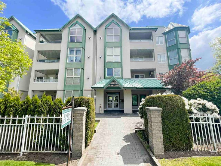 105 10128 132 STREET - Whalley Apartment/Condo for sale, 2 Bedrooms (R2577446)