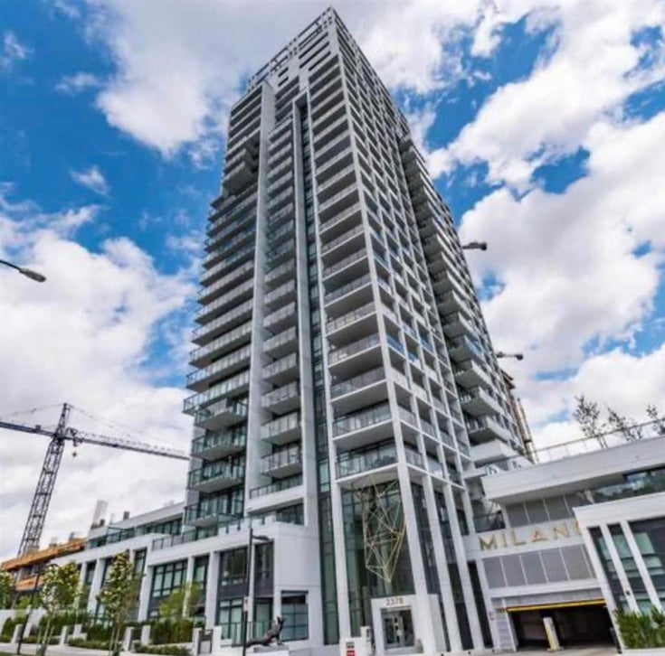 1003 2378 ALPHA AVENUE - Brentwood Park Apartment/Condo for sale, 2 Bedrooms (R2577461)