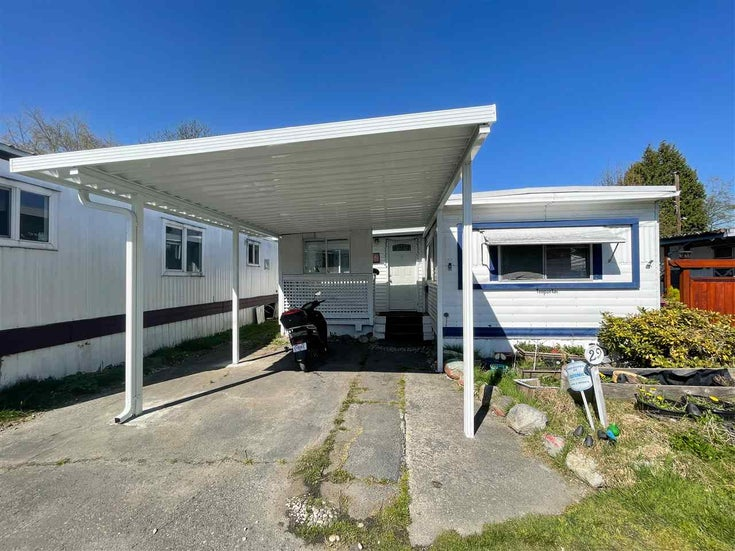 29 9132 120 STREET - Queen Mary Park Surrey Manufactured for sale, 2 Bedrooms (R2577479)
