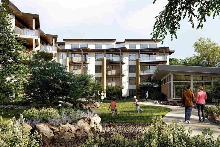 312 300 SALTER STREET - Queensborough Apartment/Condo for sale, 2 Bedrooms (R2577503)