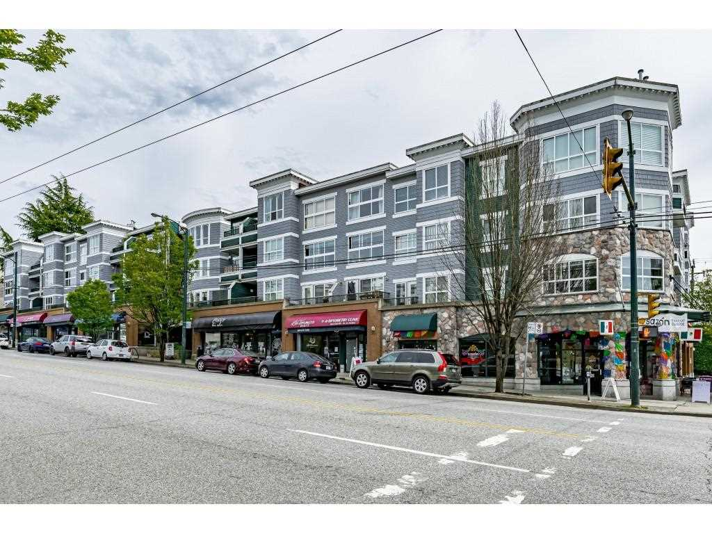 PH423 2680 W 4TH AVENUE - Kitsilano Apartment/Condo for sale, 1 Bedroom (R2577515)