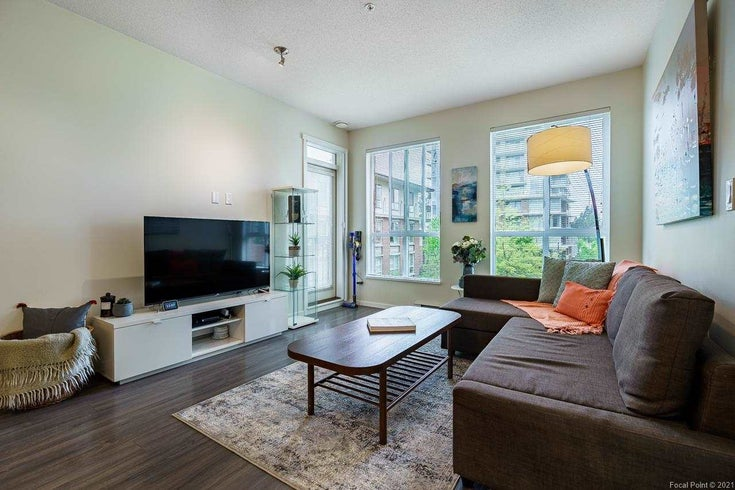 305 1135 WINDSOR MEWS - New Horizons Apartment/Condo for sale, 2 Bedrooms (R2577526)