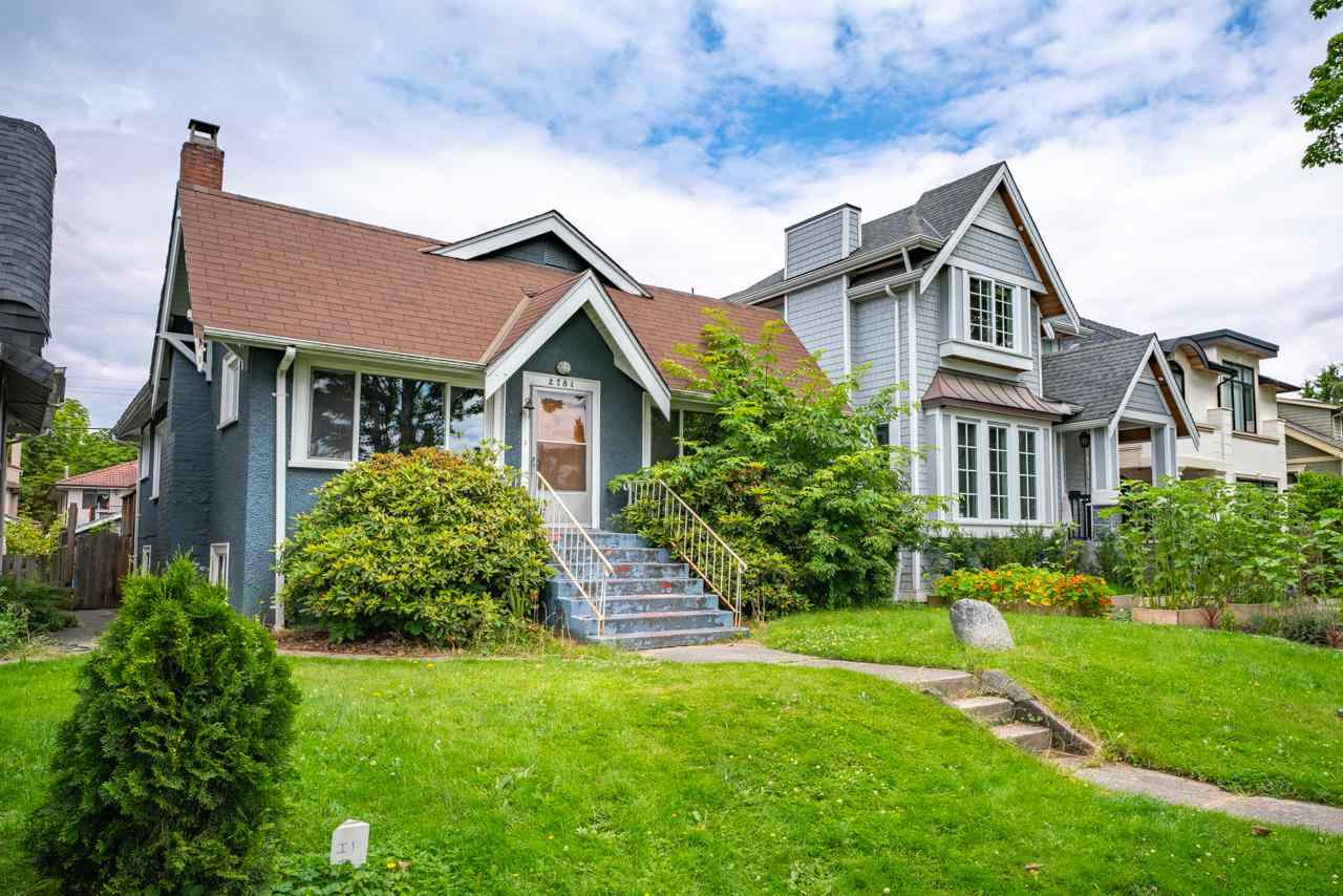 2781 W 15TH AVENUE - Kitsilano House/Single Family for sale, 4 Bedrooms (R2577529)
