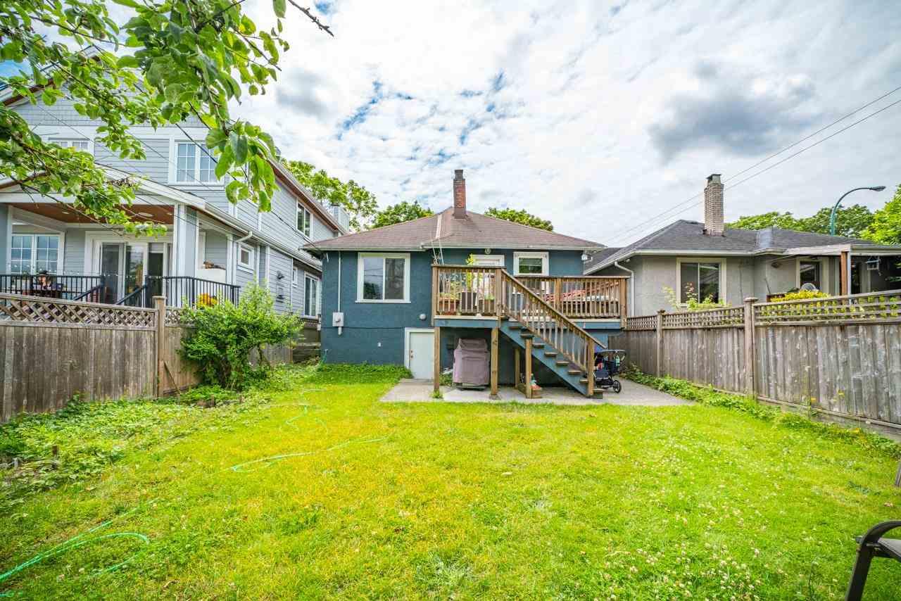2781 W 15TH AVENUE - Kitsilano House/Single Family for sale, 4 Bedrooms (R2577529) - #2