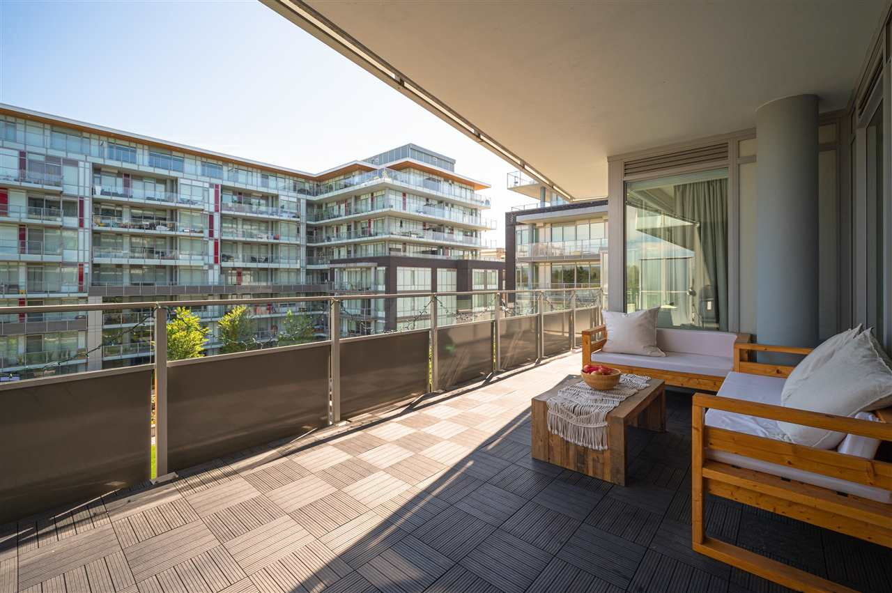 518 10780 NO. 5 ROAD - Ironwood Apartment/Condo for sale, 2 Bedrooms (R2577535)