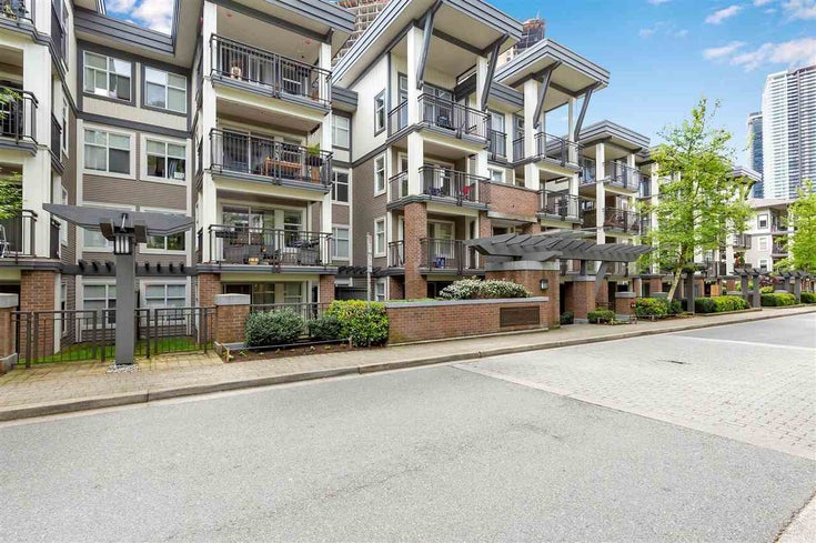 308 4868 BRENTWOOD DRIVE - Brentwood Park Apartment/Condo for sale, 2 Bedrooms (R2577606)