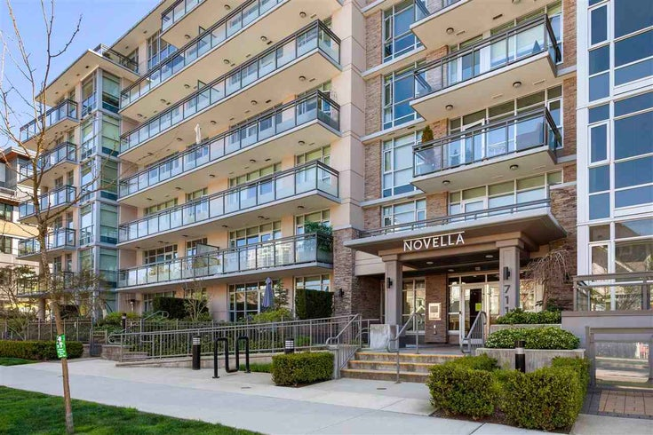 111 711 BRESLAY STREET - Coquitlam West Apartment/Condo for sale, 1 Bedroom (R2577619)