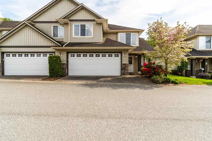 118 46360 VALLEYVIEW ROAD - Promontory Townhouse for sale, 3 Bedrooms (R2577626)
