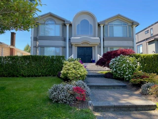6809 NEAL STREET - South Cambie House/Single Family for sale, 4 Bedrooms (R2577677)