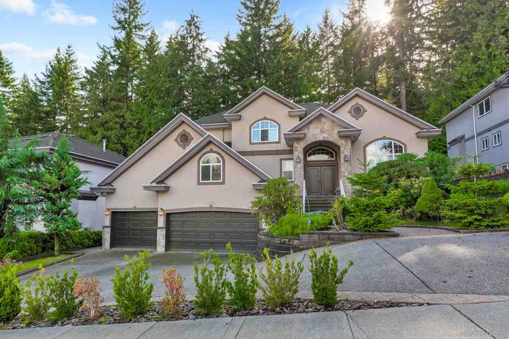 3088 FIRESTONE PLACE - Westwood Plateau House/Single Family for sale, 6 Bedrooms (R2577705)