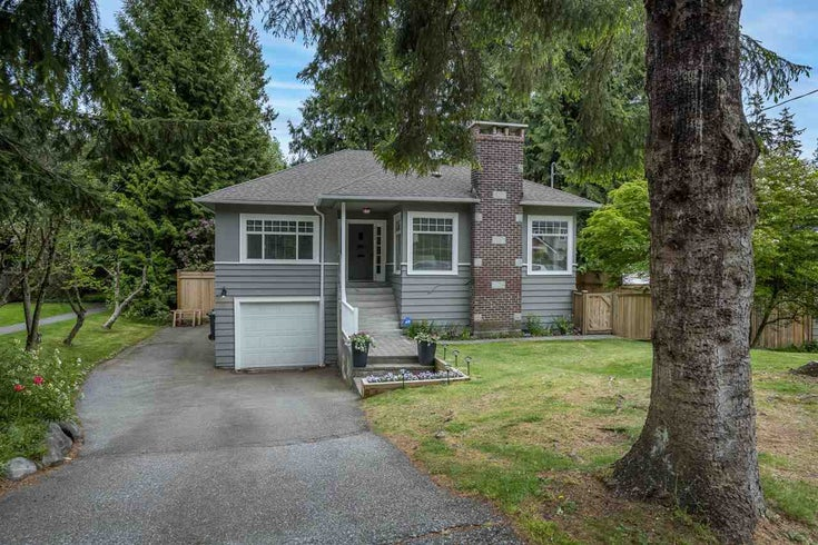 3194 ALLAN ROAD - Lynn Valley House/Single Family for sale, 4 Bedrooms (R2577721)