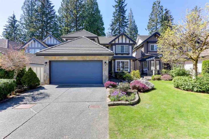 3300 CHARTWELL GREEN - Westwood Plateau House/Single Family for sale, 5 Bedrooms (R2577753)