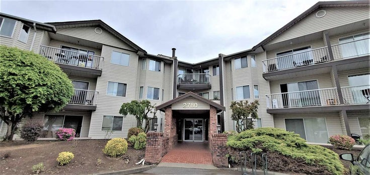 115 2780 WARE STREET - Central Abbotsford Apartment/Condo for sale, 2 Bedrooms (R2577764)