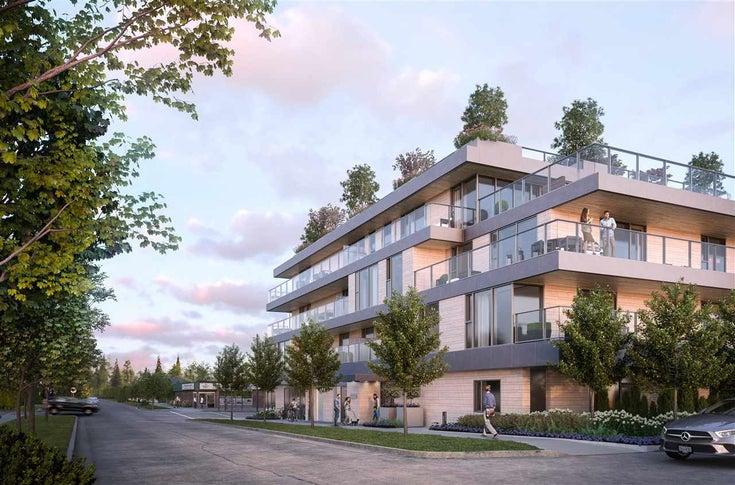 303 3636 W 39TH AVENUE - Dunbar Apartment/Condo for sale, 2 Bedrooms (R2577803)