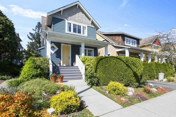15383 RUSSELL AVENUE - White Rock House/Single Family for sale, 3 Bedrooms (R2577838)