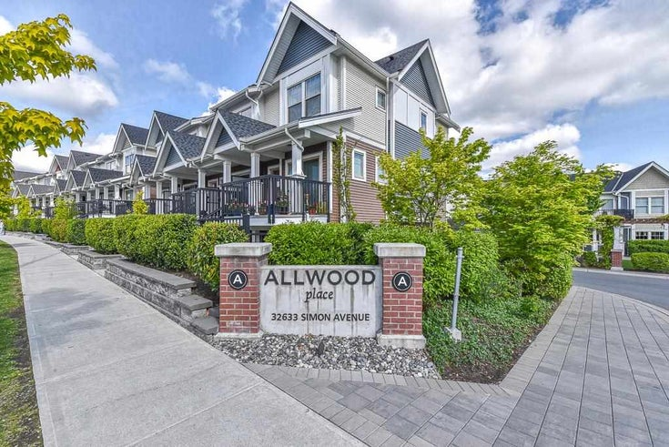 155 32633 SIMON AVENUE - Abbotsford West Townhouse for sale, 2 Bedrooms (R2577863)