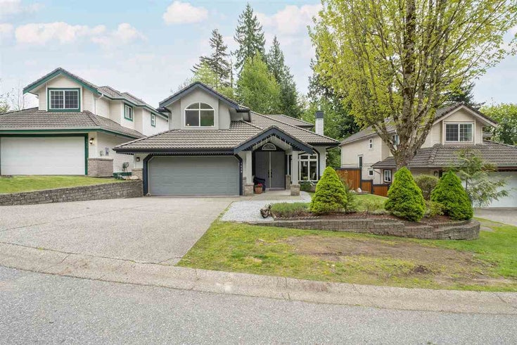 1638 PLATEAU CRESCENT - Westwood Plateau House/Single Family for sale, 6 Bedrooms (R2577869)
