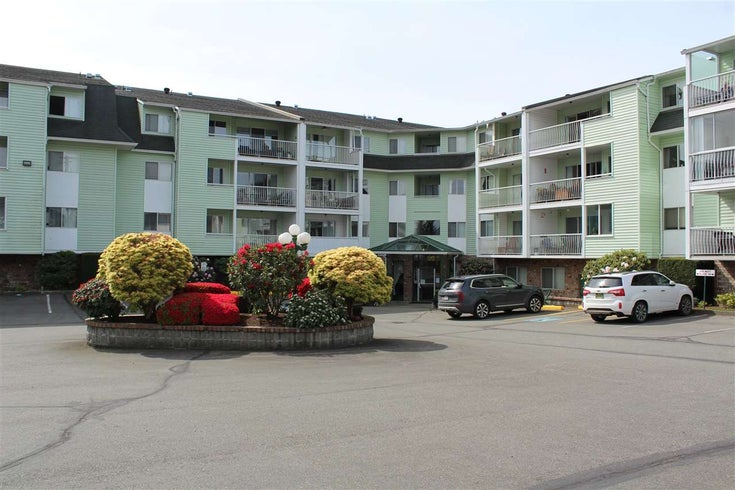 304 31850 UNION AVENUE - Abbotsford West Apartment/Condo for sale, 2 Bedrooms (R2577881)