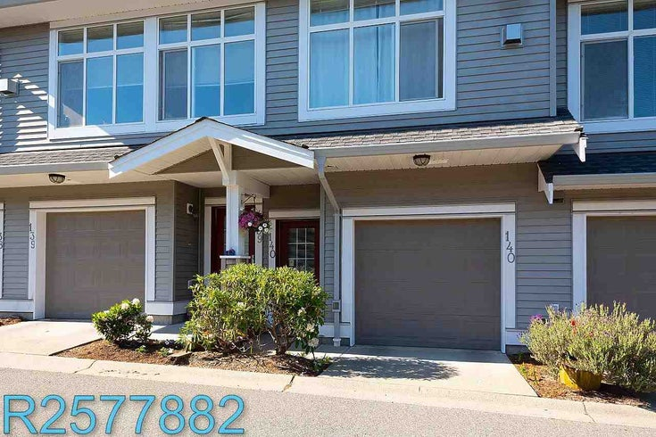 140 20449 66 AVENUE - Willoughby Heights Townhouse for sale, 3 Bedrooms (R2577882)