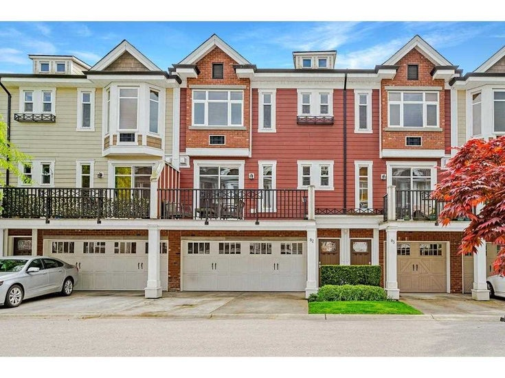 82 20738 84 AVENUE - Willoughby Heights Townhouse for sale, 3 Bedrooms (R2577964)
