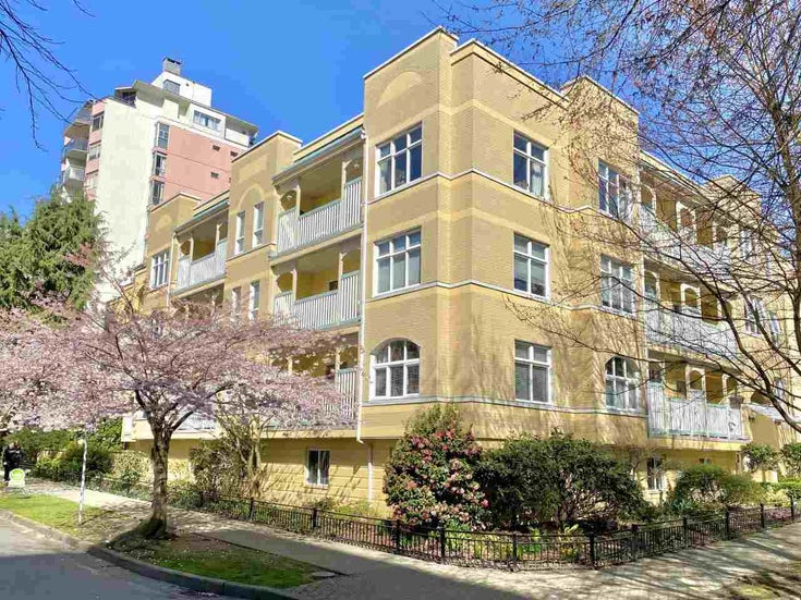 304 1125 GILFORD STREET - West End VW Apartment/Condo for sale, 2 Bedrooms (R2577976)