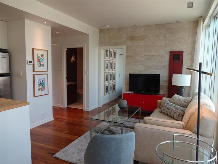1210 989 NELSON STREET - Downtown VW Apartment/Condo for sale, 1 Bedroom (R2578025)
