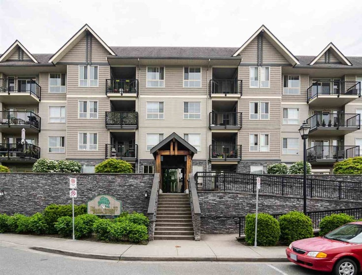 207 9000 BIRCH STREET - Chilliwack W Young-Well Apartment/Condo for sale, 2 Bedrooms (R2578028)