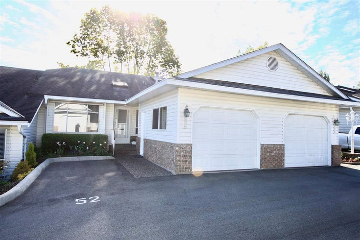 52 3054 TRAFALGAR STREET - Central Abbotsford Townhouse for sale, 3 Bedrooms (R2578031)