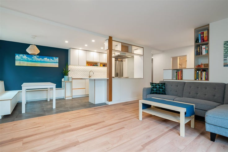 202 2355 TRINITY STREET - Hastings Apartment/Condo for sale, 2 Bedrooms (R2578042)