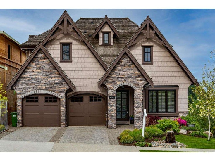 2764 EAGLE MOUNTAIN DRIVE - Abbotsford East House/Single Family for sale, 5 Bedrooms (R2578126)