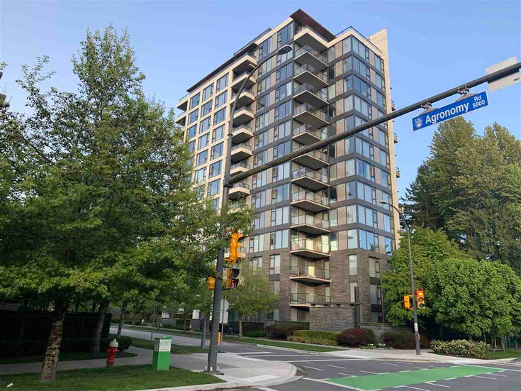 1203 5868 AGRONOMY ROAD - University VW Apartment/Condo for sale, 2 Bedrooms (R2578130)