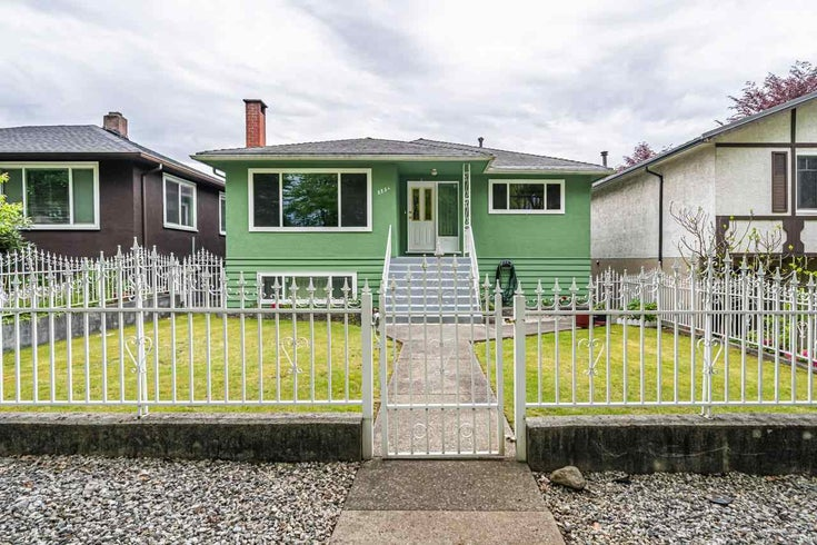2254 NANAIMO STREET - Renfrew VE House/Single Family for sale, 6 Bedrooms (R2578165)