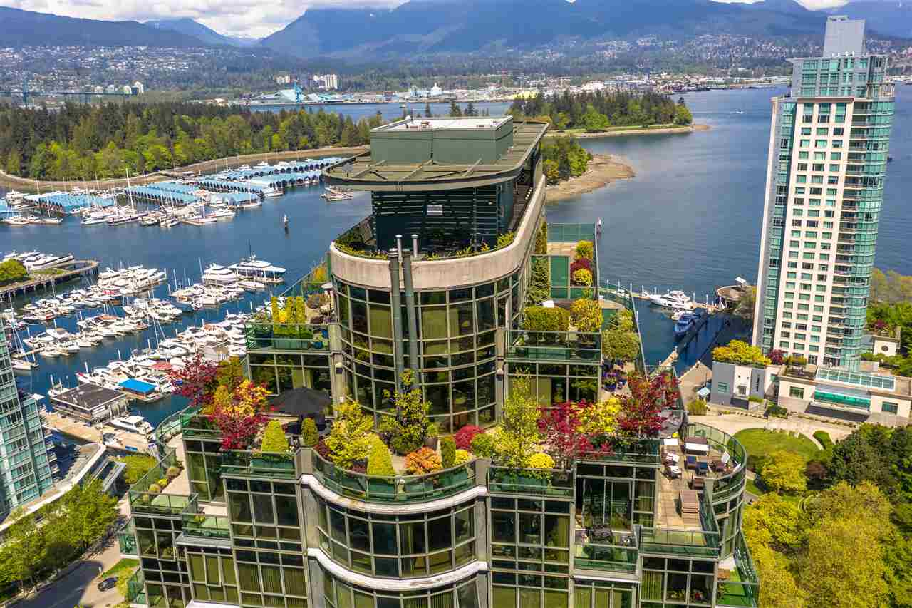 PH3 555 JERVIS STREET - Coal Harbour Apartment/Condo for sale, 2 Bedrooms (R2578170) - #1