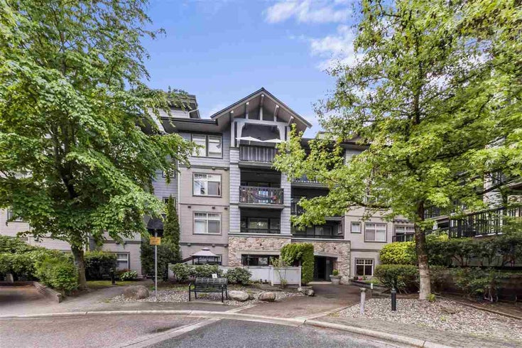 401 2988 SILVER SPRINGS BOULEVARD - Westwood Plateau Apartment/Condo for sale, 1 Bedroom (R2578191)
