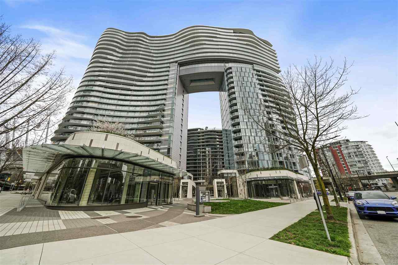413 89 NELSON STREET - Yaletown Apartment/Condo for sale, 1 Bedroom (R2578226)