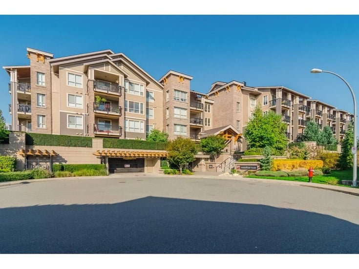 121 5655 210A STREET - Salmon River Apartment/Condo for sale, 1 Bedroom (R2578230)