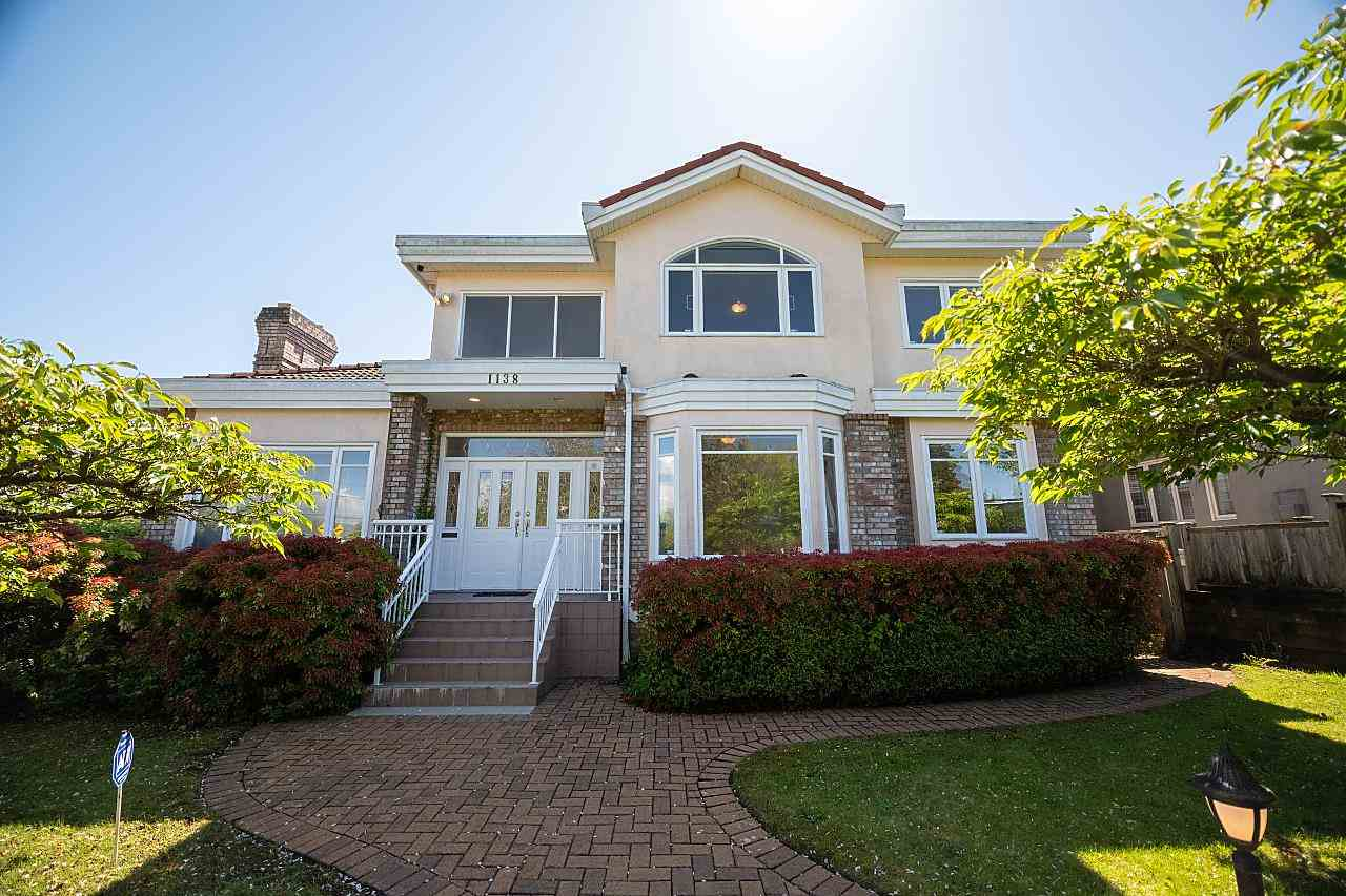 1138 W 45TH AVENUE - South Granville House/Single Family for sale, 7 Bedrooms (R2578243)